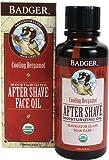 Badger After-Shave Face Oil - 4 fl oz Glass Bottle