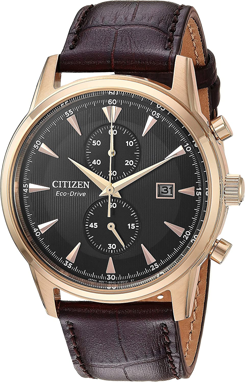 Citizen Watches Mens CA7003-06E Eco-Drive