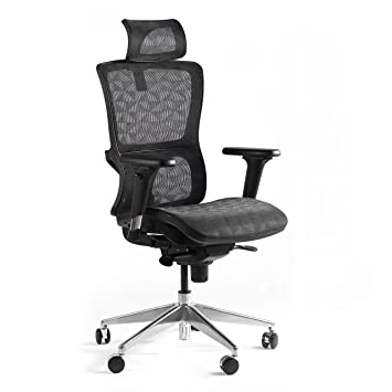 Amazon.com : CCTRO High Back Mesh Ergonomic Office Chair with ...