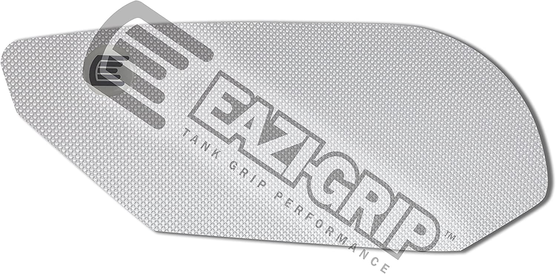 Eazi-Grip Tank Grips for a Tri Daytona 675 2006-2012 Charcoal Silicone