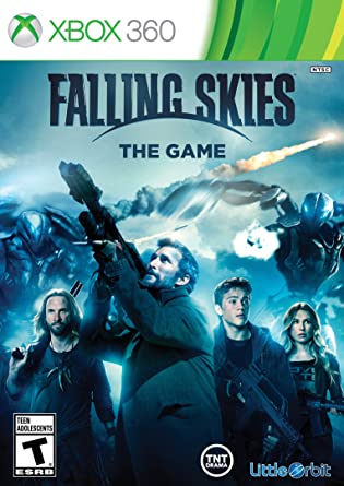 Amazon Com Falling Skies The Game Xbox 360 Majesco Sales Inc Video Games