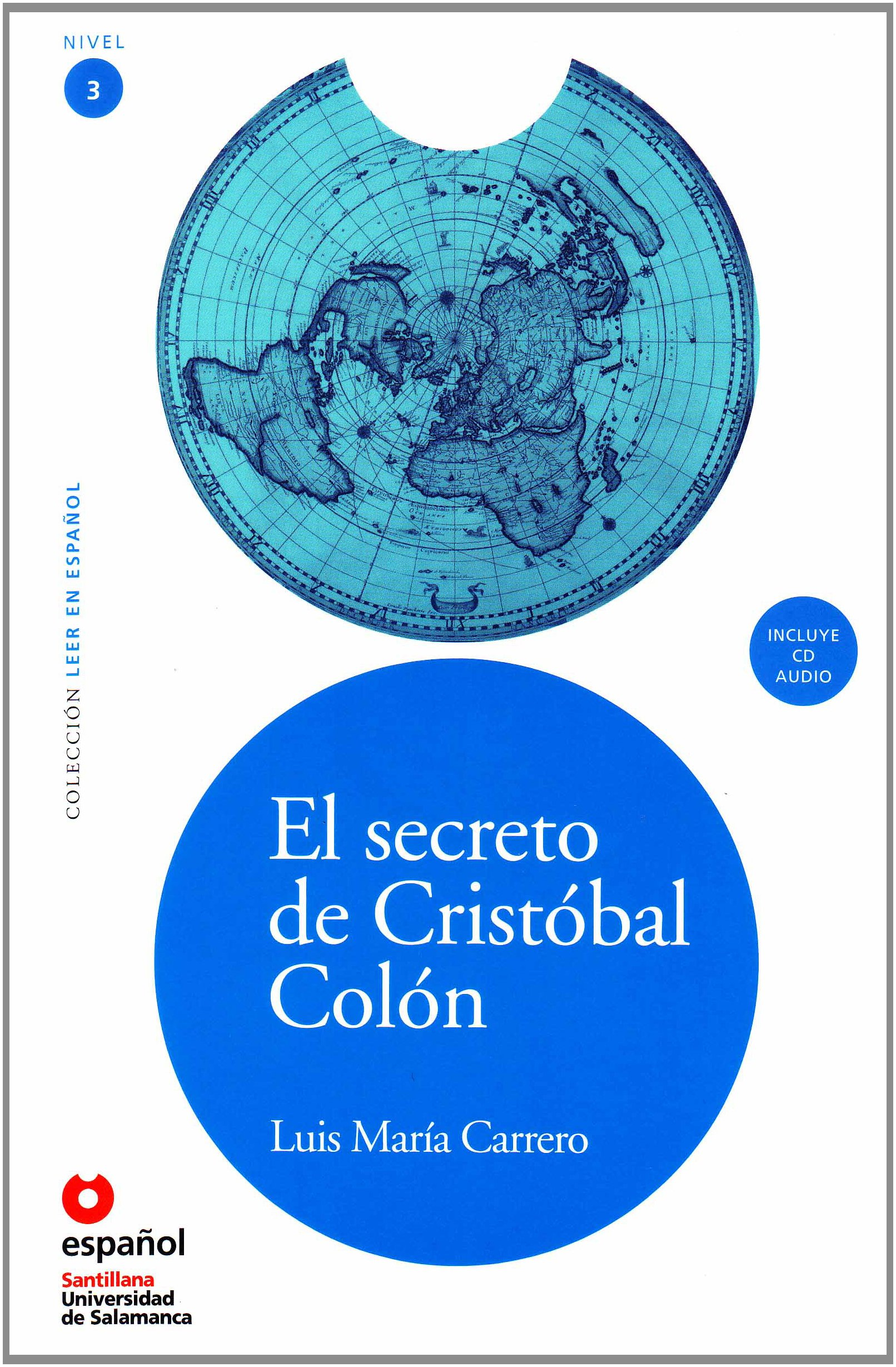 LEER EN ESPAÑOL NIVEL 3 EL SECRETO DE CRISTOBAL COLON + CD ...