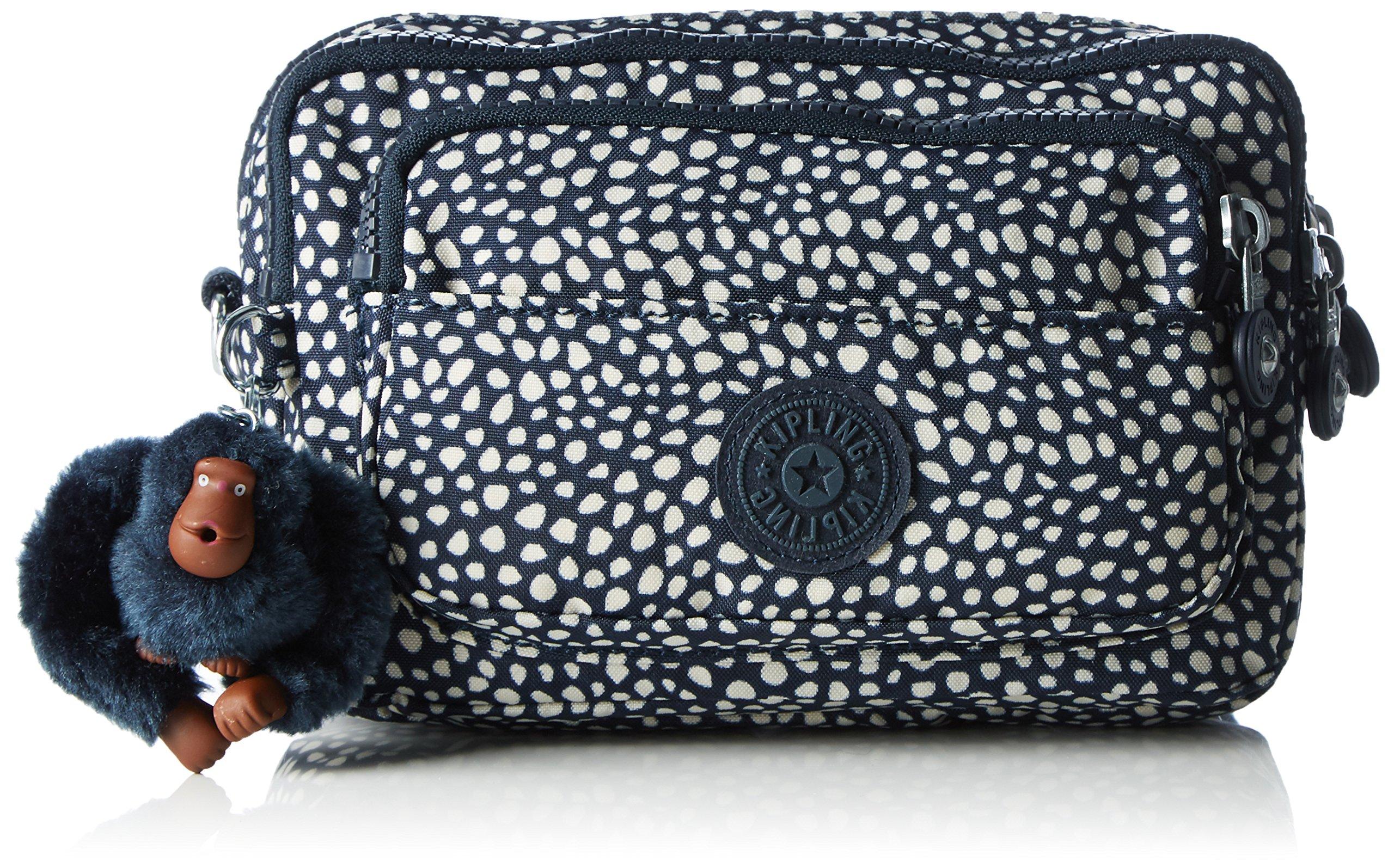 Kipling Multiple, Women's Belt Bag, Multicolour (Dot Dot Dot) by Kipling