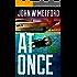 AT Once (An Alex Troutt Thriller, Book 3) (Redemption Thriller Series)