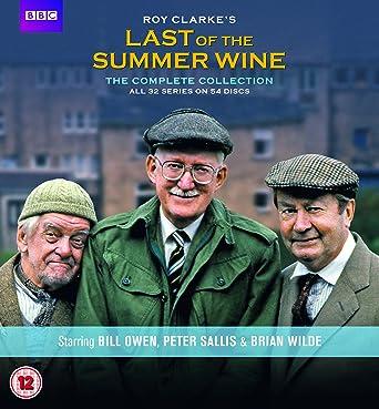 last of the summer wine original cast