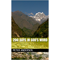 200 Days in God's Word (English Edition)