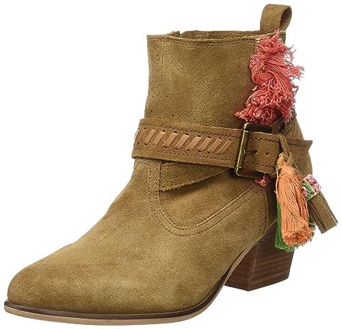 Gioseppo DIDIAN, Botas Mujer, Marrón (Cuero), 41 EU: Amazon.es: Zapatos y complementos