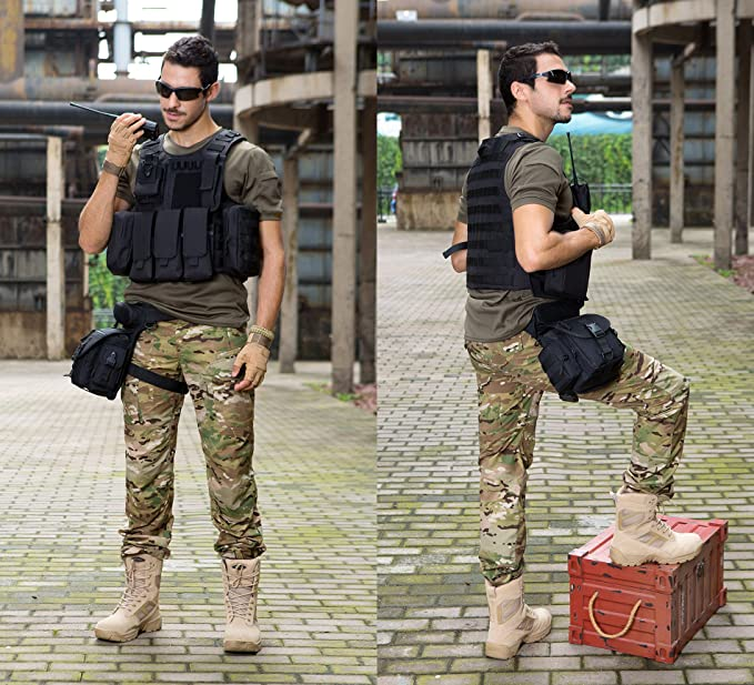 Details about  /SD Tactical Molle Military Plate Carrier Vest FAPV Coyote M