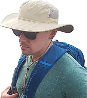 574903f3cff Outdoor Boonie Sun Hat 2-Pack - Sunlight Blocking Summer for Hat for Men
