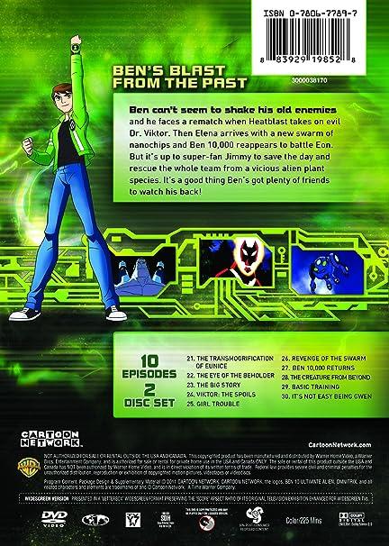 Amazon com: Cartoon Network: Ben 10 Ultimate Alien The