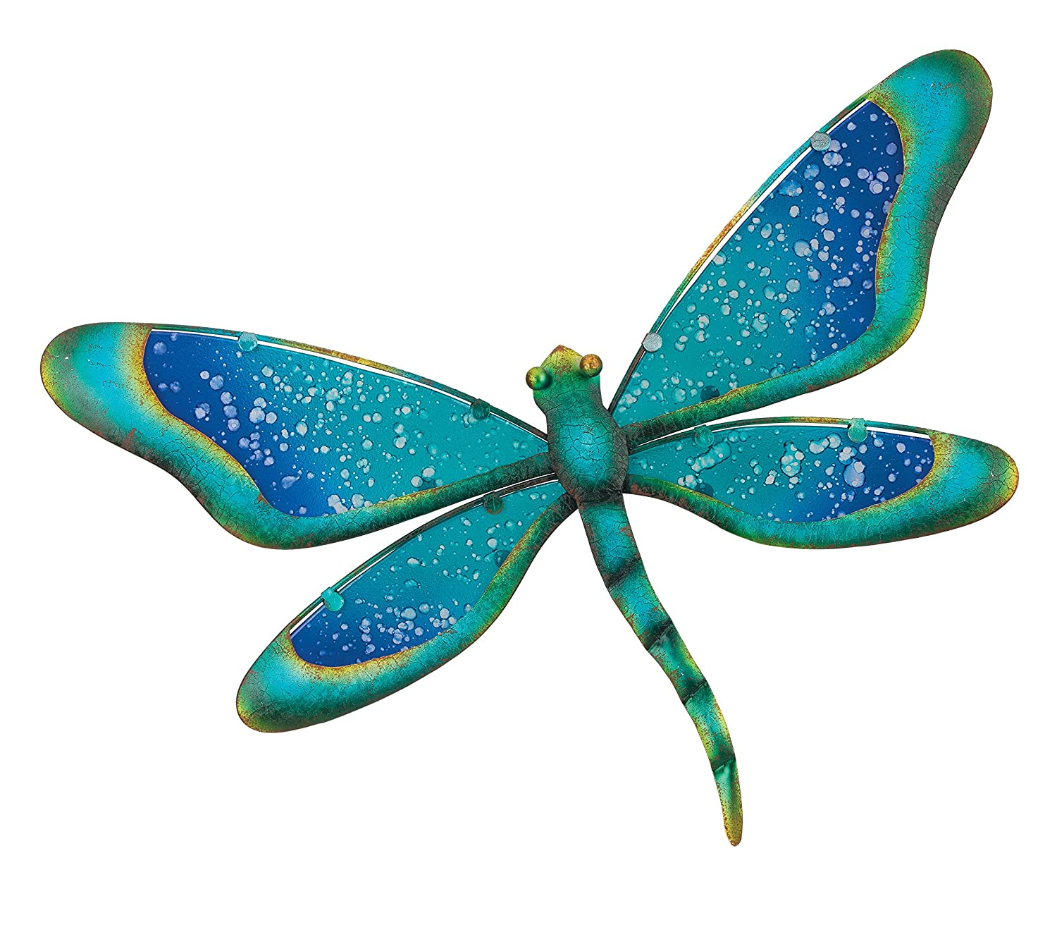 handpainted dragonfly