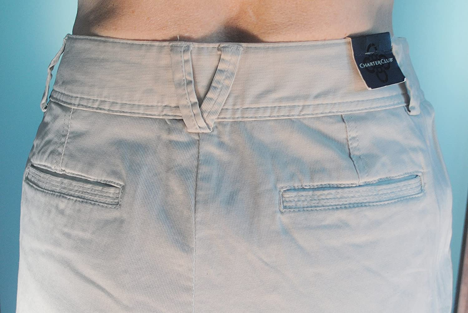Charter Club Women's Updated Classic Sand Pants Size 10