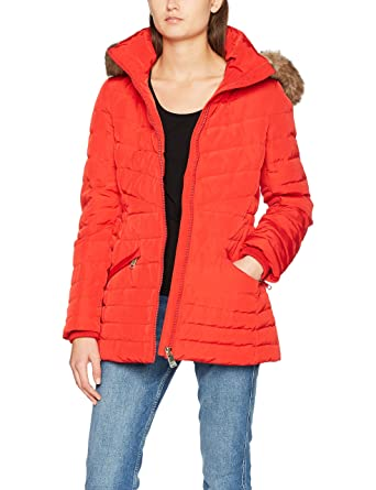 Tommy Hilfiger Cress Down Jkt Chaqueta para Mujer: Amazon.es ...