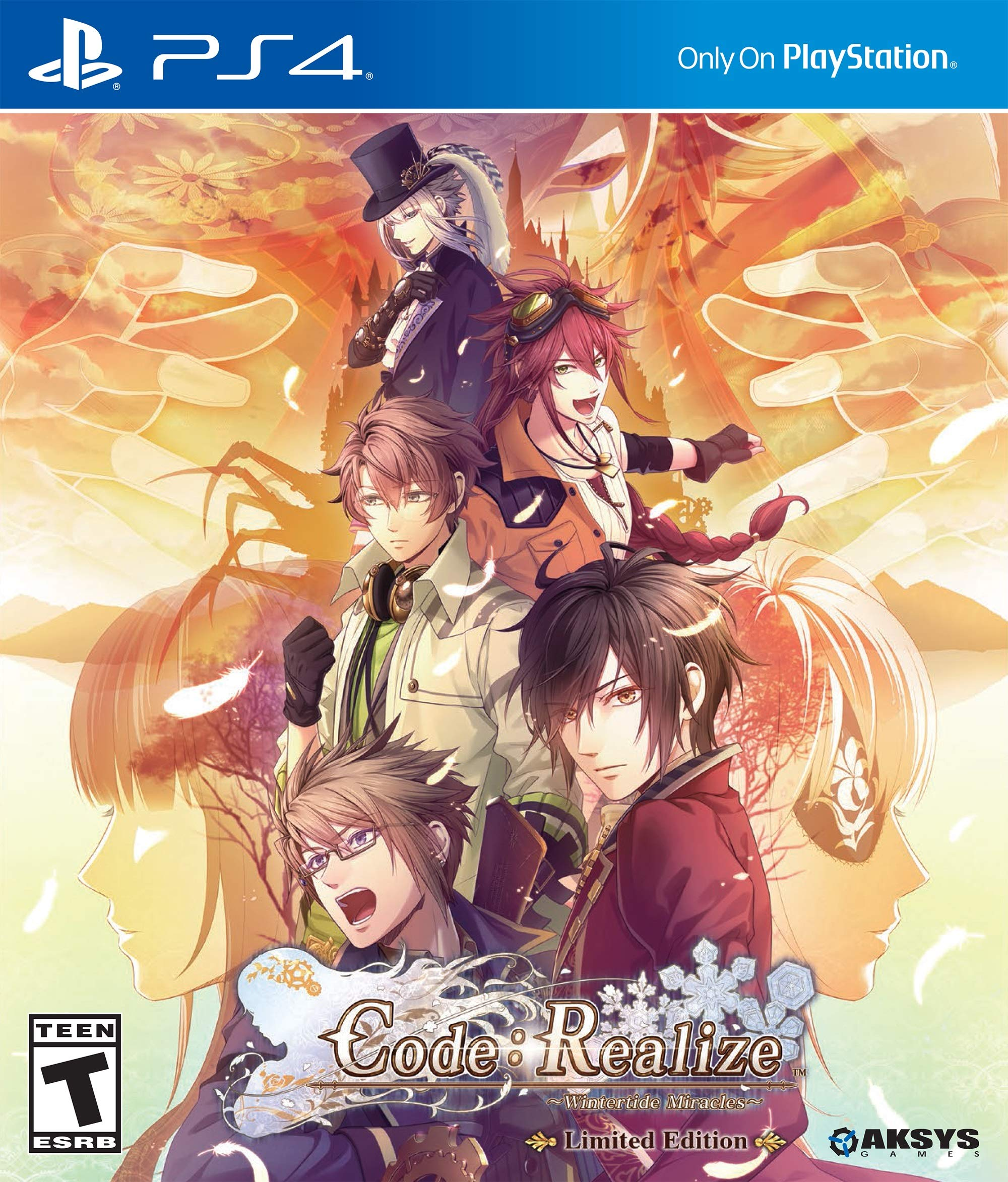 Code: Realize Wintertide Miracles Limited Edition -...