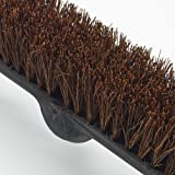 "O-Cedar Professional 18"" Palmyra Rough-Surface Push Broom"