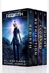 The Ascension Myth Boxed Set (Books 5-8): Rebirth, Retribution, Cloaked, Bourne (The Ascension Myth Boxed Sets Book 2) Kindle Edition