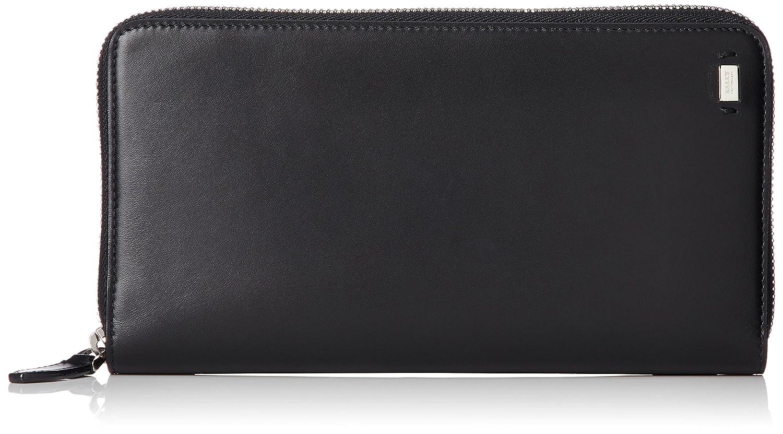 [バリー]ラウンドファスナー財布 BALLY ALPHA [並行輸入品] B07BH15V2Qブラック