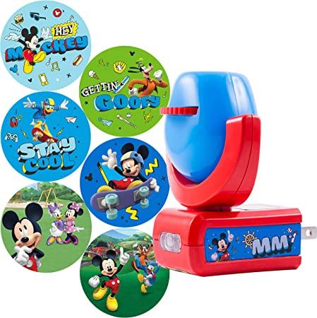 Amazon.com: Disney Mickey Mouse Clubhouse luces LED ...