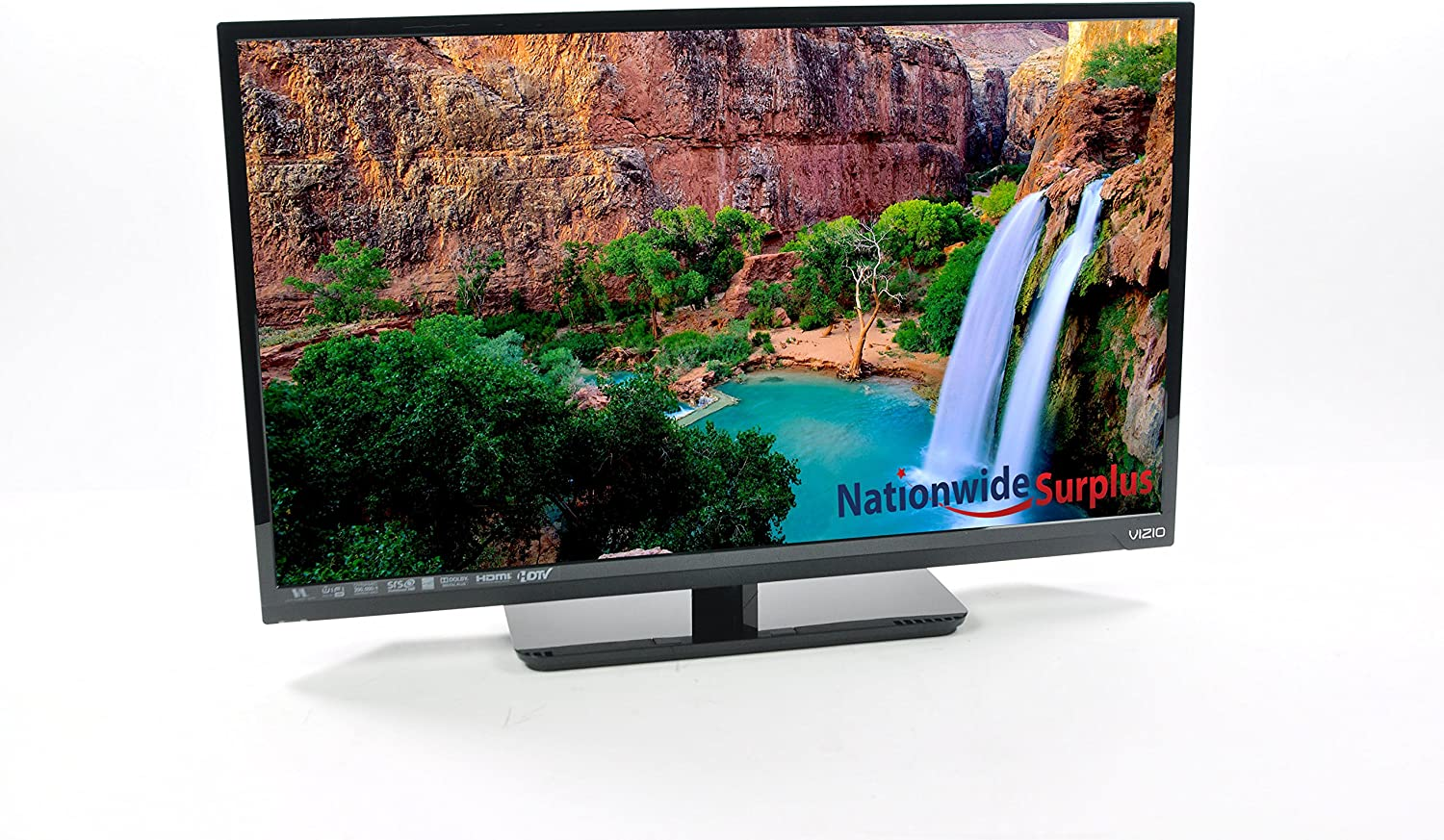 VIZIO E320I-A0 LED TV - Televisor (81,28 cm (32
