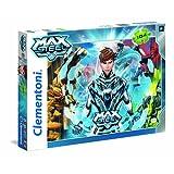 Clementoni 27895.4 - Puzzle - Max-imize Max Steel, 104 Teile