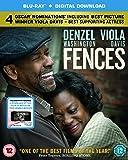 Fences [Blu-ray + Digital Copy] [2017] [Region A & B & C]