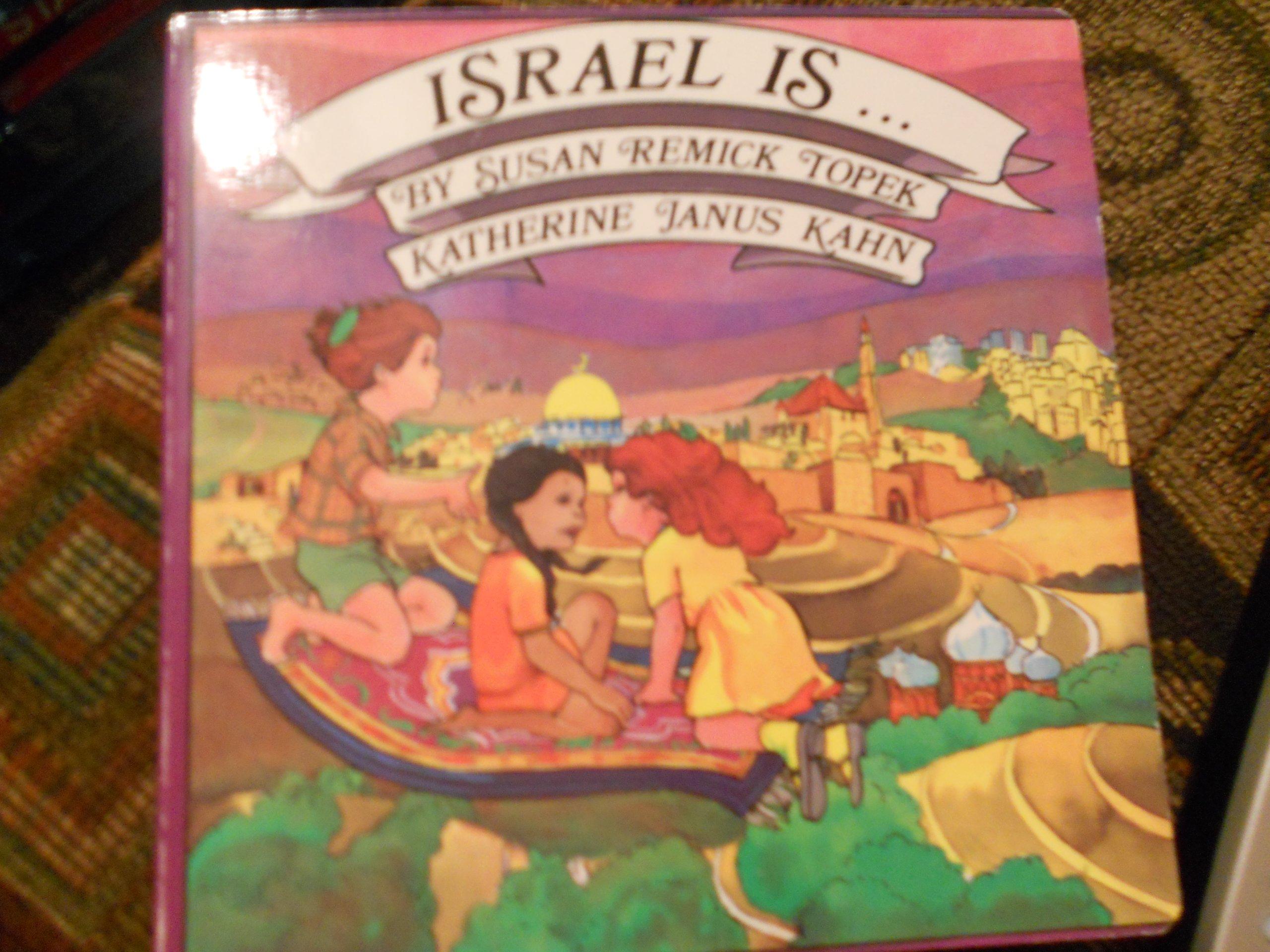 Israel Is