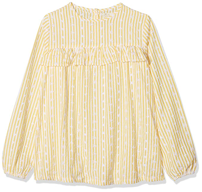Zippy ZG14_430_16, Blusa para Niñas, Amarillo (Snapdragon), 2 años (Tamaño