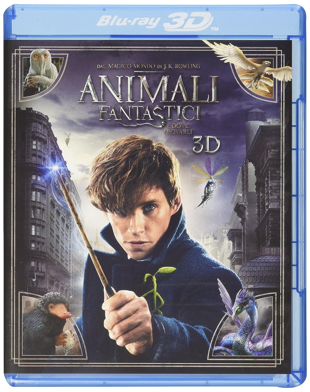 Animali Fantastici e Dove Trovarli Blu-Ray 3D ;Fantastic Beasts And Where To Find Them Blu-ray: Amazon.es: vari, vari, vari: Cine y Series TV
