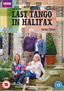 Last Tango In Halifax Christmas Special 2016 [DVD]: Amazon.co.uk ...