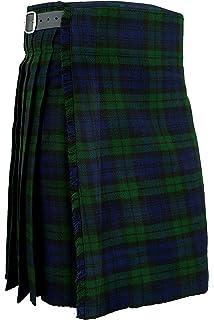 bf1a5a65555ade Tartanista Kilts pour Hommes, Large Gamme de Kilts écossais 4,6m ...