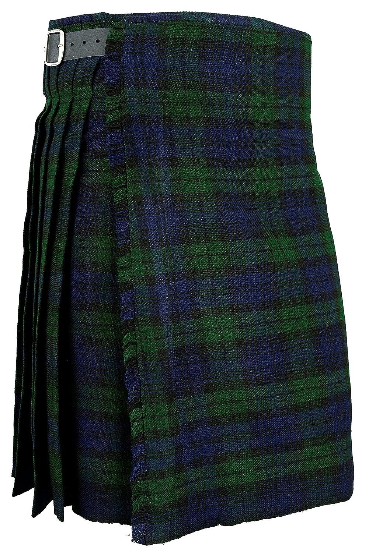 Hamilton Kilts Falda Escocesa Vestido Tierras Altas ...