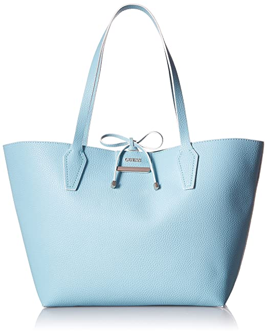 da19b412ef1 Guess Bolsa Reversible Tote Bobbi Inside Out Tote para Mujer color  multicolor talla unitalla