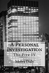 A Personal Investigation (The Five Book 4) Kindle Edition