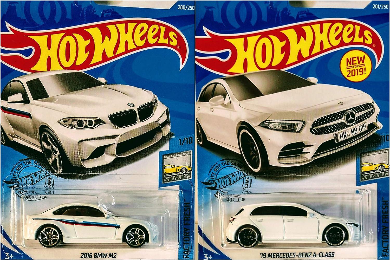 HOT WHEELS FACTORY FRESH 1//10-2019 ESC 1:64 2016 BMW M2