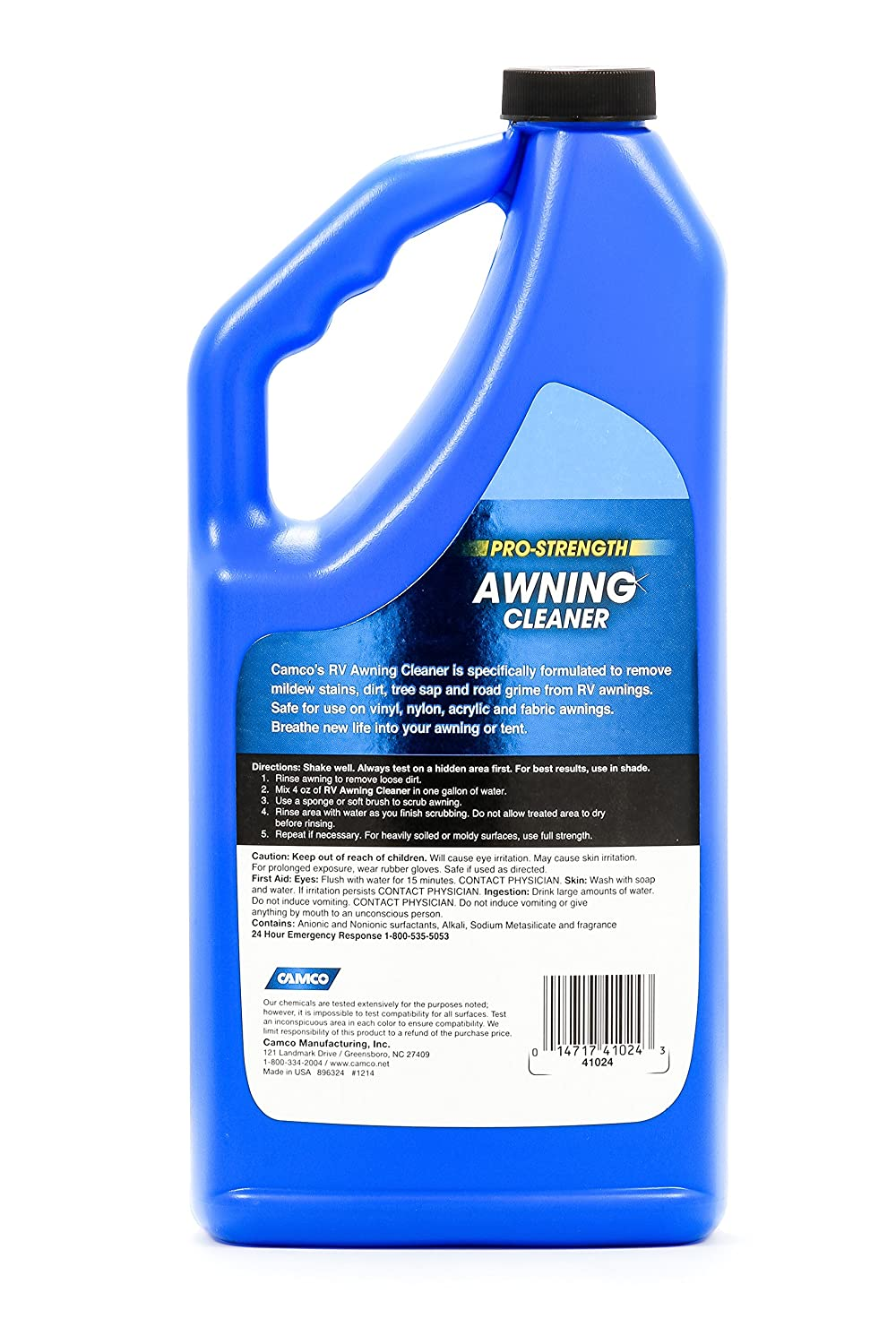 Amazon Camco 41024 Pro Strength Awning Cleaner