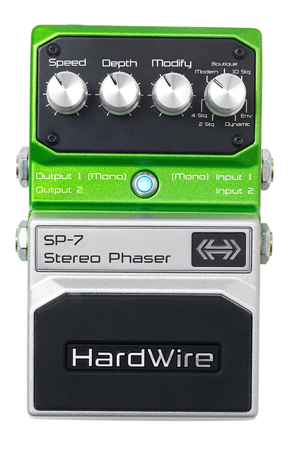 Top 13 Best Phaser Pedal for Guitar Reviews in 2020 8