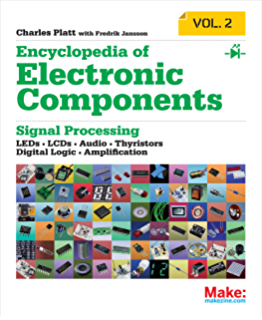 Make electronics learning through discovery charles platt ebook encyclopedia of electronic components volume 2 leds lcds audio thyristors digital fandeluxe Choice Image
