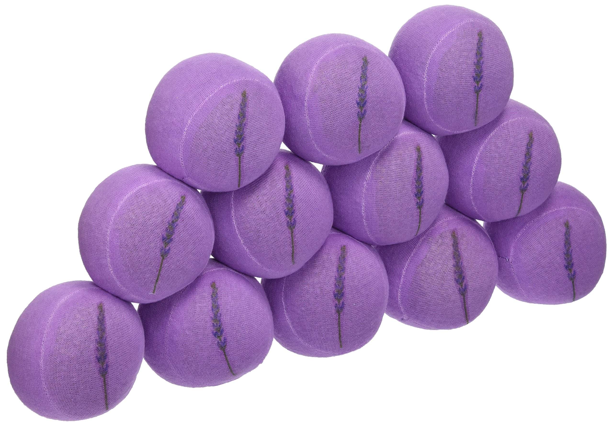 Lavender Luvies Lavender Stress Balls, Lavender Sprig - 12 Pack