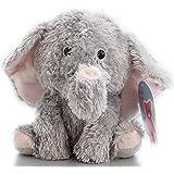 "Bino Elephant Stuffed Animal Plush - Most Comfortable and Softest Childrens Plush Toy Gift 8.5"" by Buddy Plush"