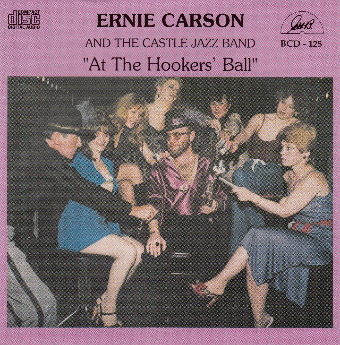 At the Hookers' Ball by GHB Music