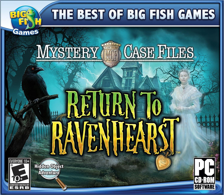 Amazon com: Mystery Case Files: Return to Ravenhearst - PC