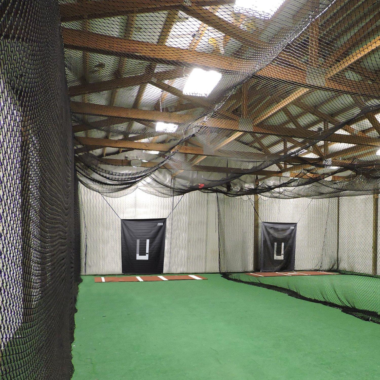 amazon com jugs batting cage nets 381 lb breaking strength