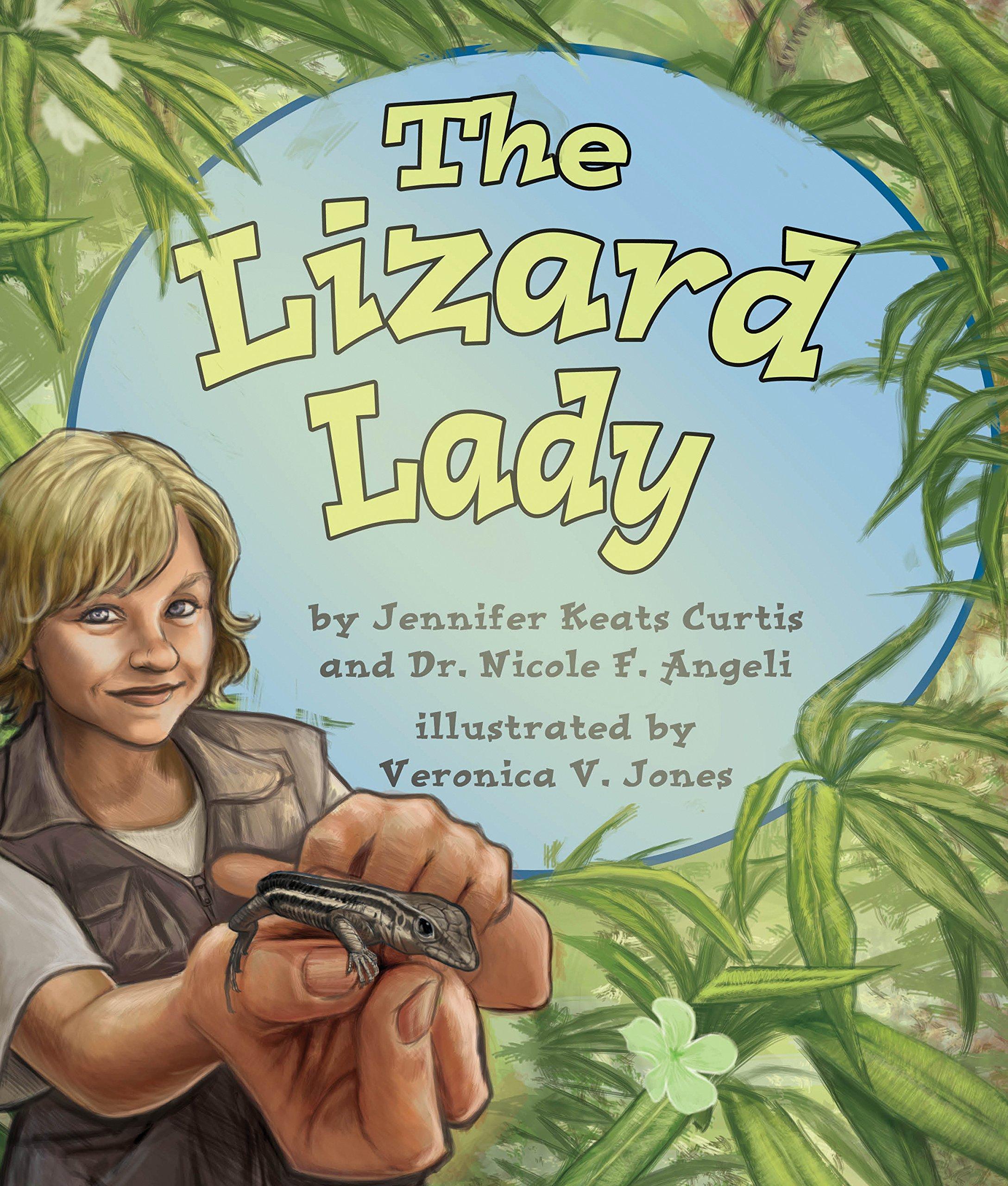 The Lizard Lady: Saving a Forgotten Species