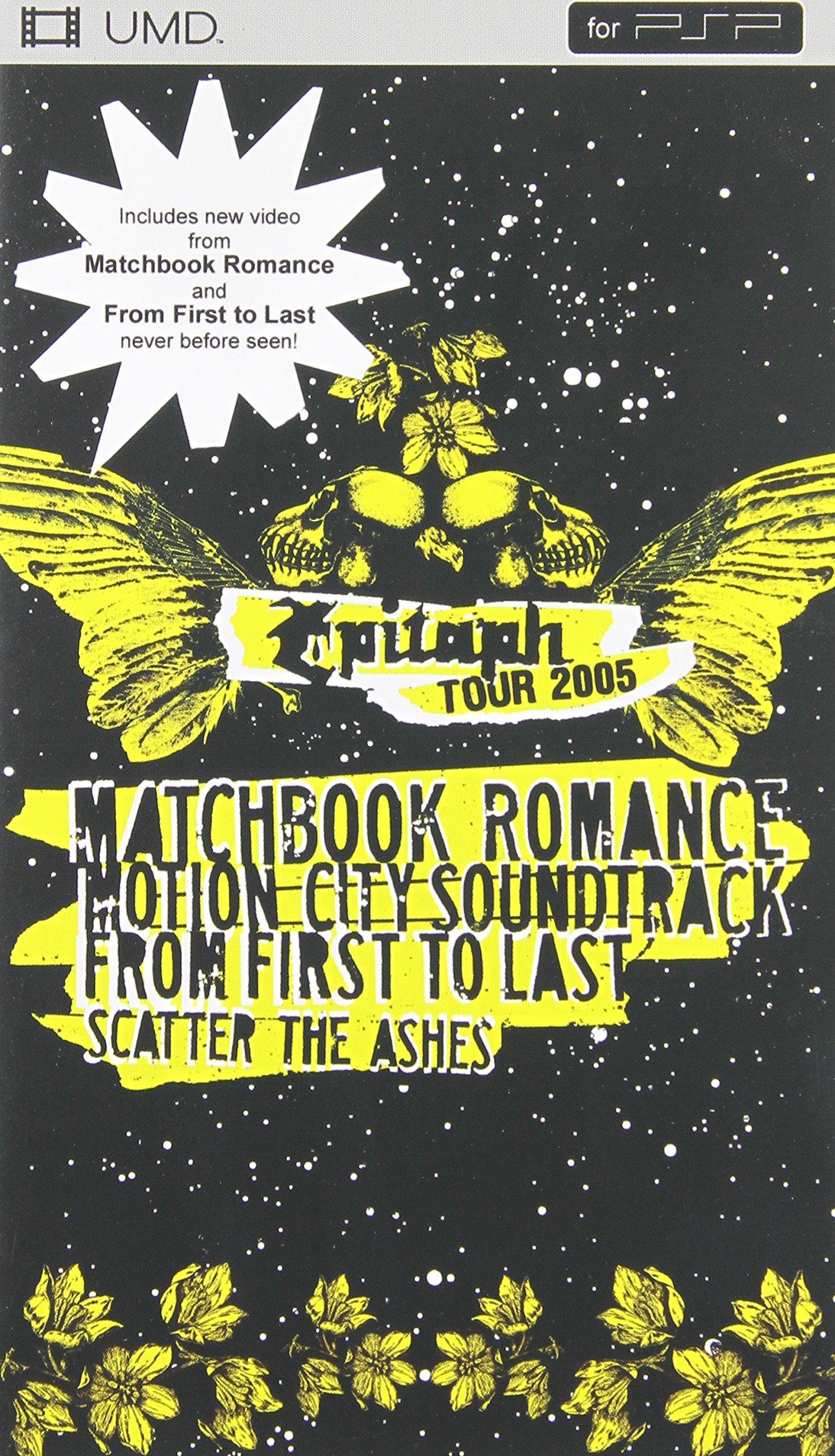 Epitaph Presents: Epitaph Tour 2005 [UMD for PSP]