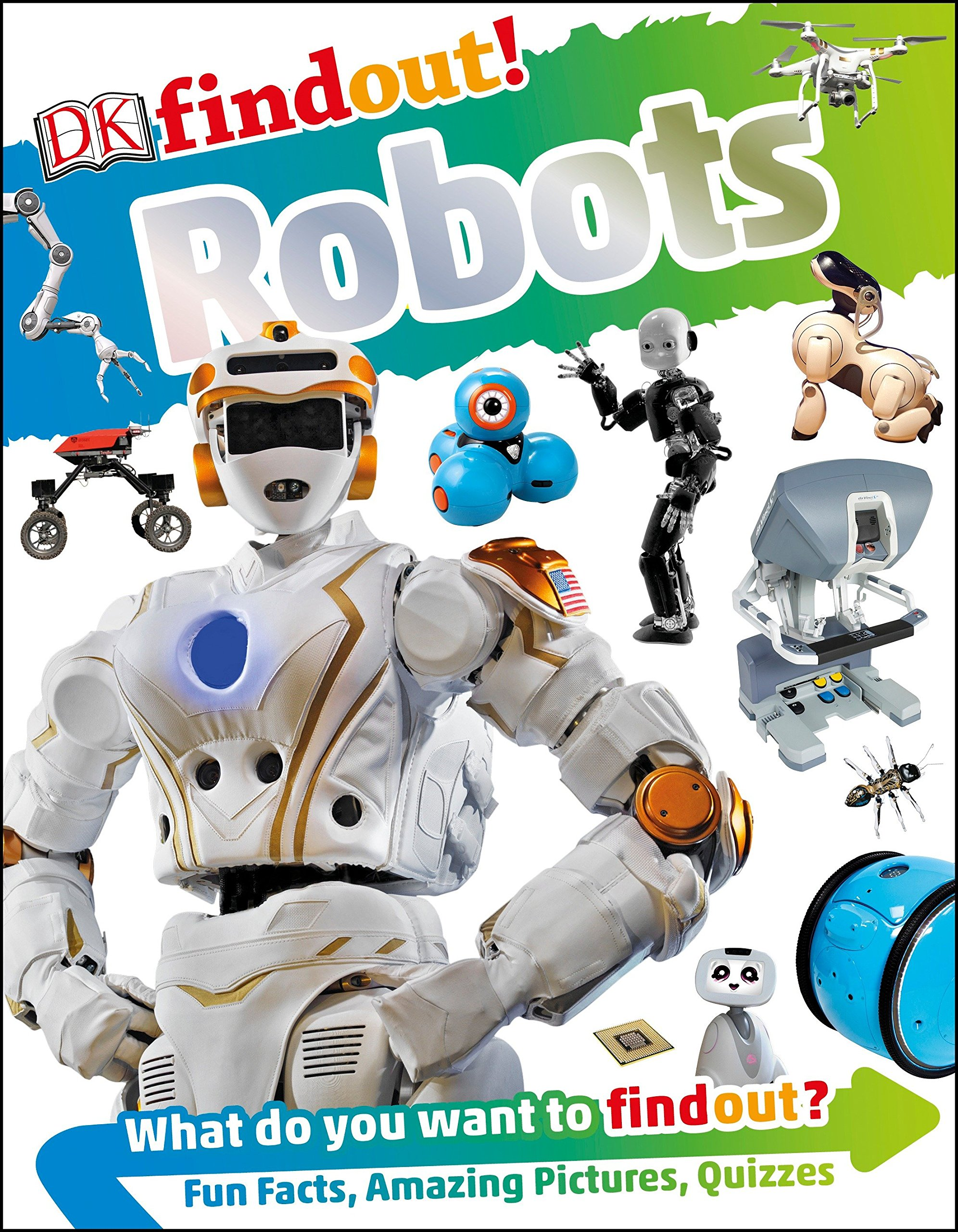 DKfindout! Robots: Nathan Lepora: 9781465469335: Amazon com