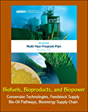 2012 Biomass Multi-Year Program Plan - Biofuels, Bioproducts, and Biopower - Conversion Technologies, Feedstock Supply, Bio-Oil Pathways, Bioenergy Supply Chain (English Edition)