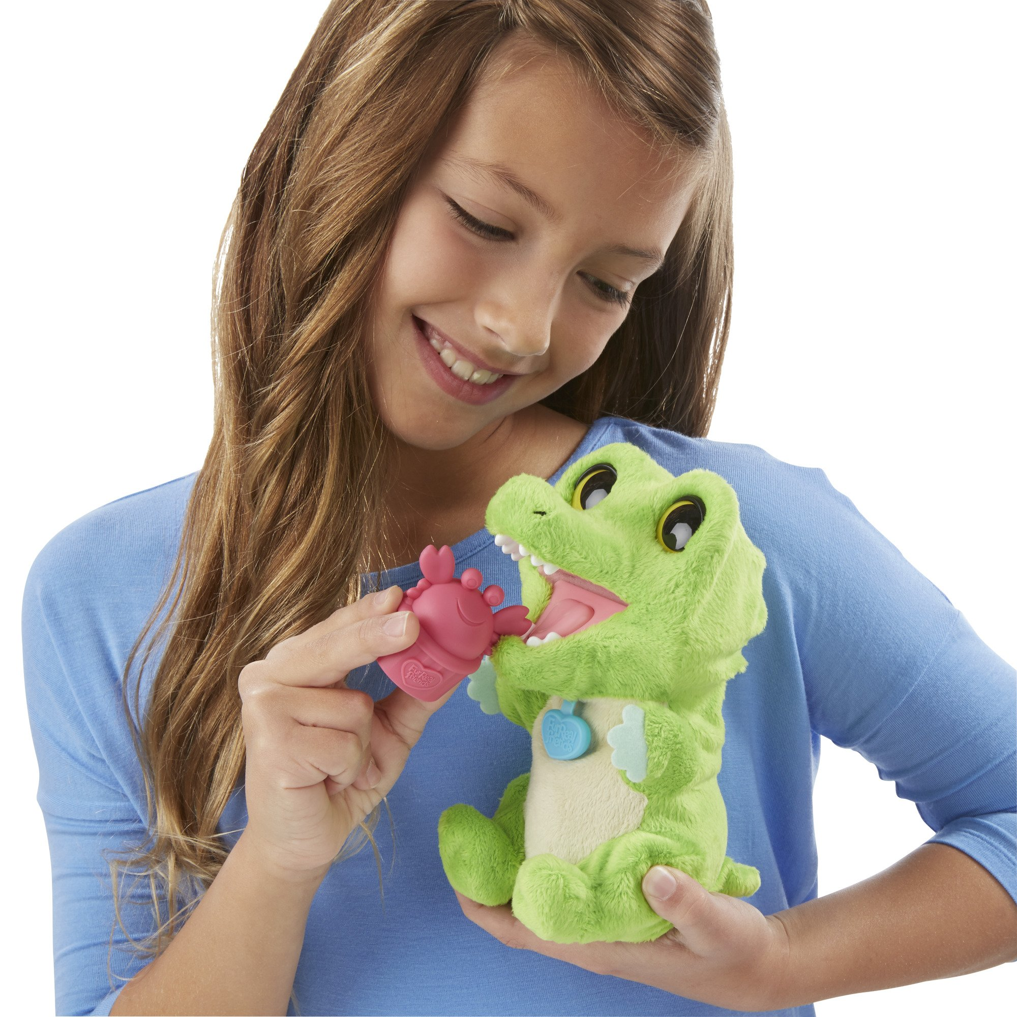 FurReal Friends Lil' Big Paws Snappy the Gator by FurReal (Image #8)