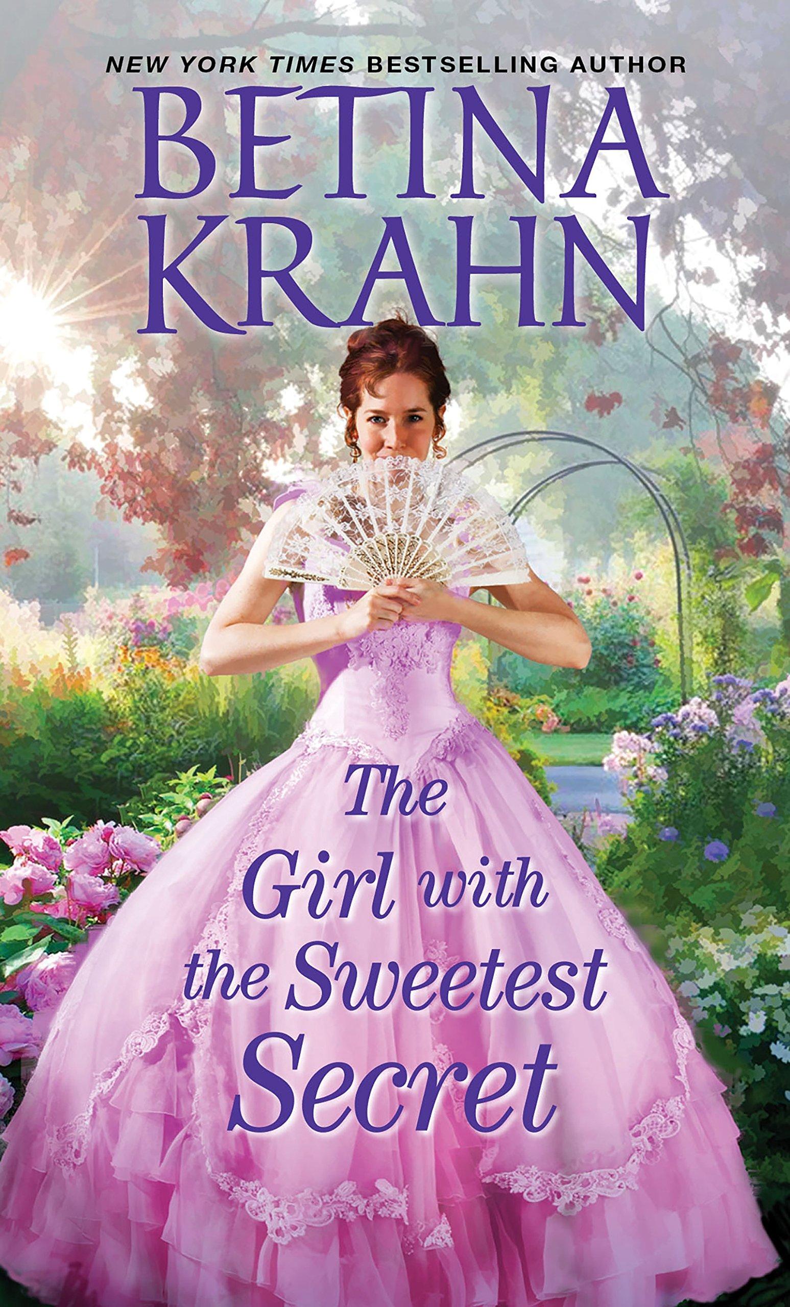 28e11fbd84c The Girl with the Sweetest Secret (Sin   Sensibility)  Betina Krahn ...