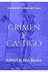 Crimen y Castigo (Ilustrado): Editorial Alvi Books (Spanish Edition) Kindle Edition