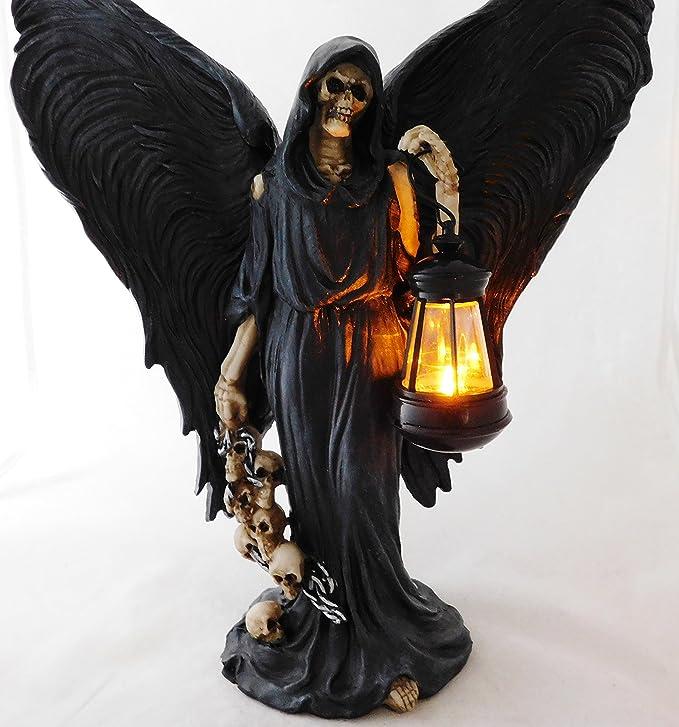 La mort lame Faucheuse Statue